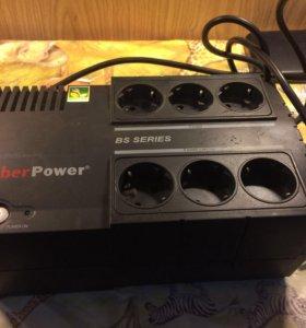 Ибп бесперибойник Cyber power 450 watt