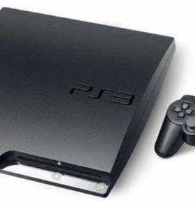 PS3 приставка игры джойстик провода