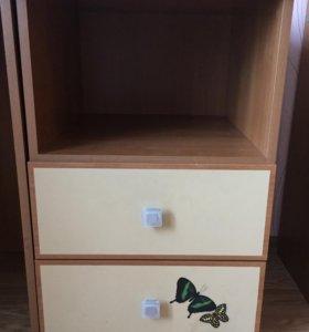 Тумба с ящиками (Шатура)