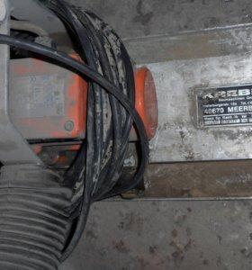 Виброполутерок электрический, 220В