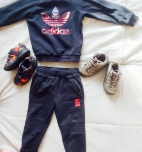 Костюм adidas (оригинал) на мальчика