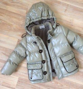 Куртка демисезонная Sela