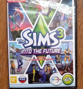 Компьютерная игра  The SIMS 3 дополнение.