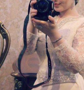 Платье на второй день
