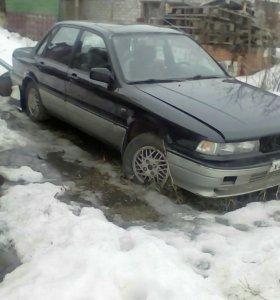 Автомобиль Мицубиси Галант