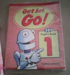 Учебник по Англ.яз. 1класс Get Set Go