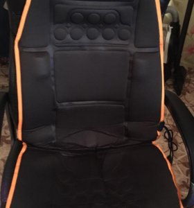 Вибро накидка на кресло для WoT WoS WoP WarThunder