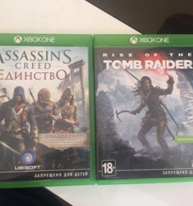 Игры для Xbox One