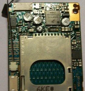 Sony Cyber-Shot DSC W-100 запчасти