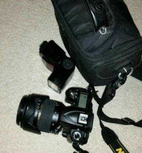 Nikon D90+ tamron 17-50+ SB-700