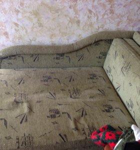 мини диван, 1-местный