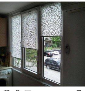 Жалюзи ,рулонные шторы
