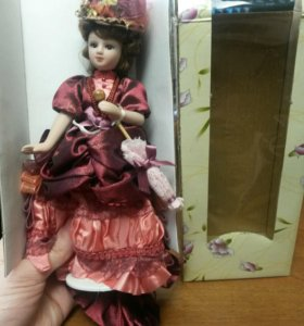 Кукла новая, в упаковке