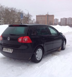 Volkswagen Golf 5 2007мкпп