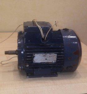 Электродвигатель 1кв к бетономешалке