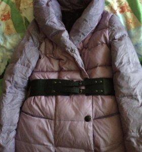 Куртка пуховик 42-44