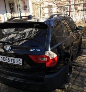 BMW x3 e83 3.0i 2005год