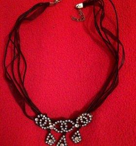 Колье, ожерелье, бижутерия