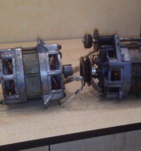 """Двигатели от стиральной машины """"Сибирь"""""""