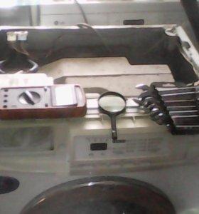Ремонт стиральных и посудомоечных машин на дому.