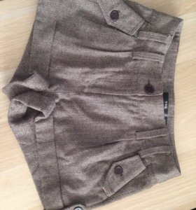 Тёплые шорты