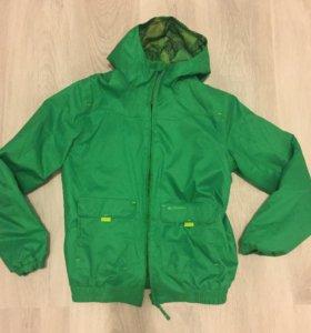 Двухсторонняя куртка на подростка