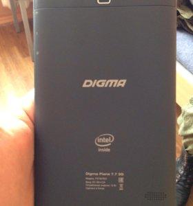 Продам планшет digma plane 7.7 3g