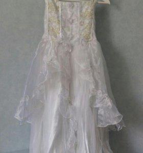 платье для девочки 5-8 лет