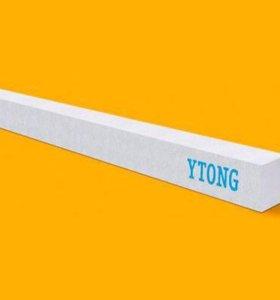 Армированные газобетонные перемычки ytong