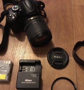 Nikon D5000 18-105
