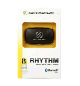 Кардиомонитор Scosche Rhythm, Bluetooth Smart