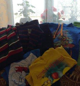 Пакет вещей на мальчика 4-5лет