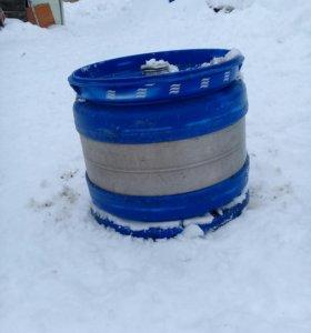 Кега пивная ,,БАЛТИКА,, 30 литров