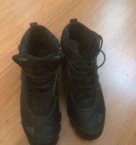Осенние мужские ботинки Adidas