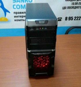 Под игры Intel I3 3240/GTX760 2Gb/RAM 8Gb/1TB(NEW)
