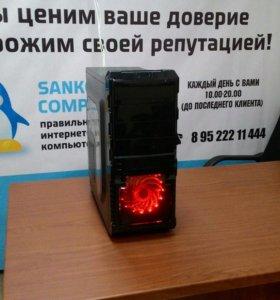 Kabylake-S I5 7400/RX470 8GB/DDR4 32GB/SSD/1Tb NEW