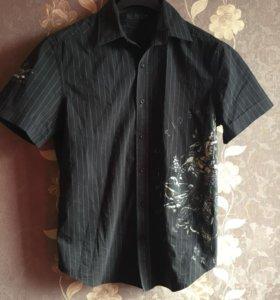 Рубашка Richmond оригинал новая!!