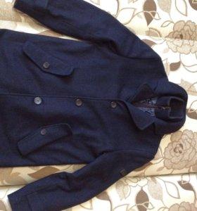 Стильное подростковое пальто