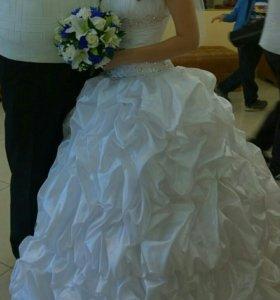 Свадебное платье. Торг!!!!