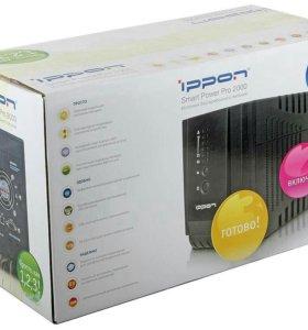 ИБП  UPS Ippon Smart Power Pro 2000