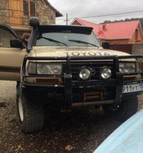 Продаю машину Toyota Land Cruiser 4,2 , 1992 г