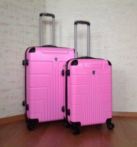 Новый ударопрочный чемодан Luyida M