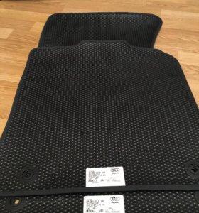 Передние коврики ку5 q5 ворс новые