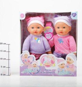 Куклы близняшки