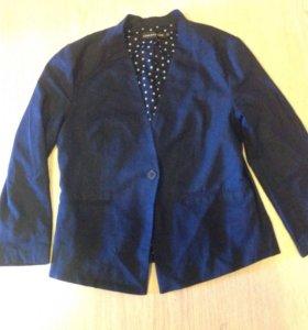 Пиджак женский размер 46. Юбка в подарок.