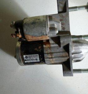 Стартер,генератор и компрессор кондиционера