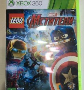 Игра на Xbox360 lego marvel мстители