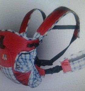 Слинг (рюкзак-переноска)
