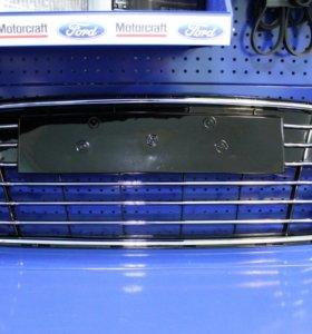 Решетка в бампер Форд Мондео 4