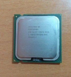 Intel Pentium 4 3.40Ghz